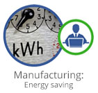 Manufacturing energy saving