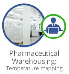 Pharmaceutical warehousing